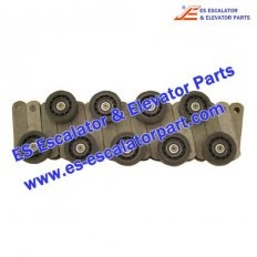 Kone Escalator Parts DEE2208207 Step Chain