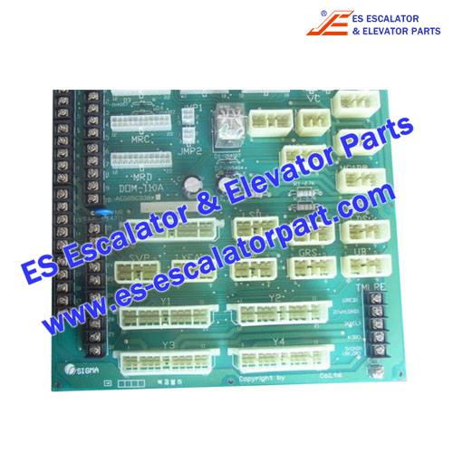 LG/SIGMA Elevator Parts DOM 110A AEG05C338 Controller Connect