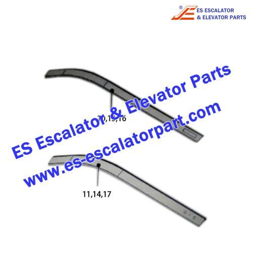 OTIS Escalator Parts DAA402LK73 Profile Cover