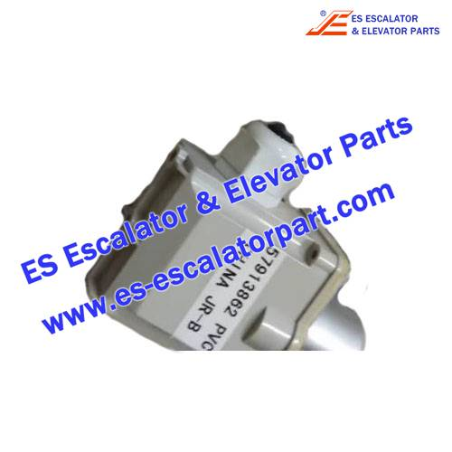 Escalator Parts 57913862 Stop switch with box