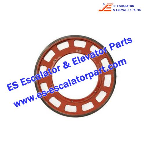 FUJITEC Escalator Parts Friction Wheel