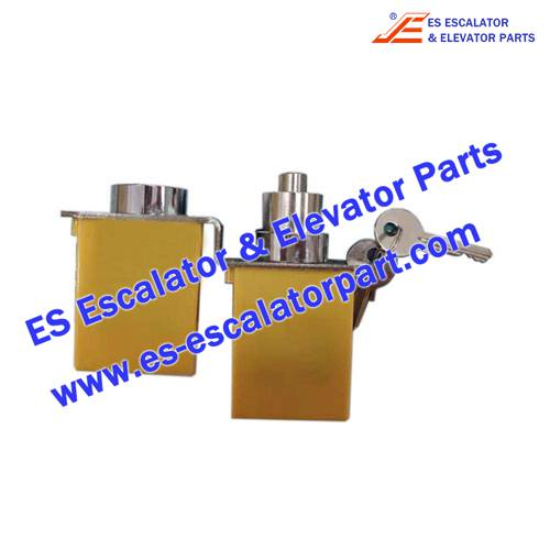 Thyssenkrupp Escalator Parts 8609000401 Lock