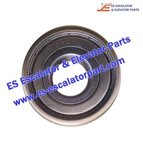 Escalator Parts Door rope wheel