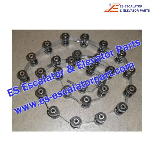 KONE Escalator Parts KM50025133 Newell ROLLER GUIDE FOR THYSSEN