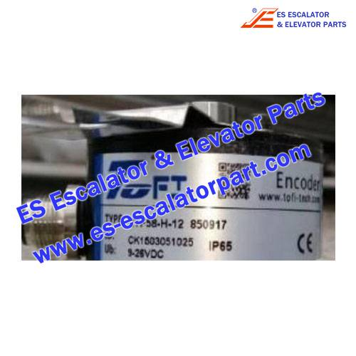 SJEC Escalator Parts ETF58-H-12 85091