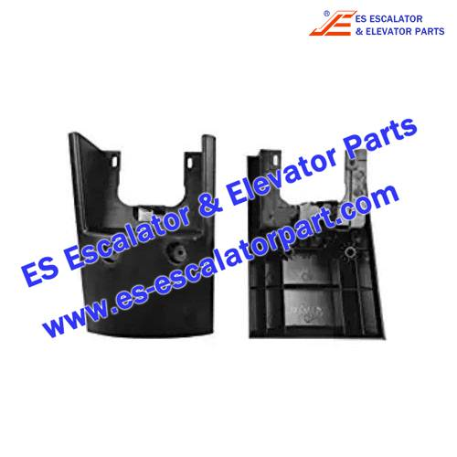 Otis Escalator NPE 513 GAA346PL1 Handrail Inlet