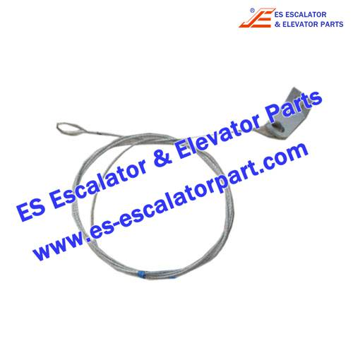 KONE Elevator Parts KM601871G10 ROPE
