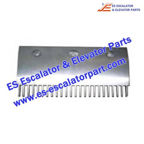 Thyssenkrupp Escalator Parts Comb Plate 4090160000