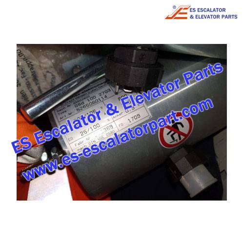 Schindler Escalator Parts 65502800 Brake magnet