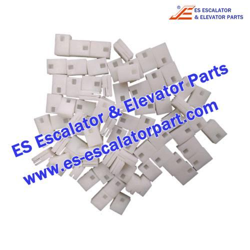 Schindler Elevator 57606099-034 DOOR GUIDE SHOE