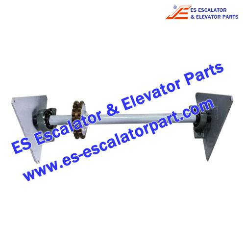 Escalator 1150003974 Handrail drive shaft