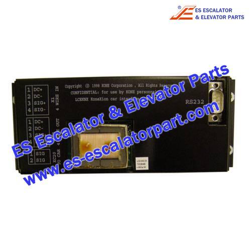 KONE Elevator Km713130g01 PCB LCEKNX INTERFACE