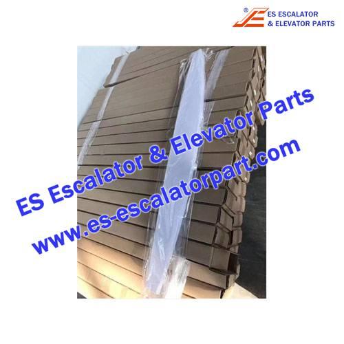 Schindler Elevator 59316991 Lamp Cover MED w. Corner BK1200 HKK35