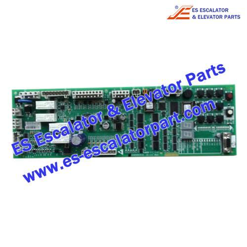 OTIS GCA26800KX1 PCB SPBC3 OPERATING PANEL FOR GEN2 LIFT
