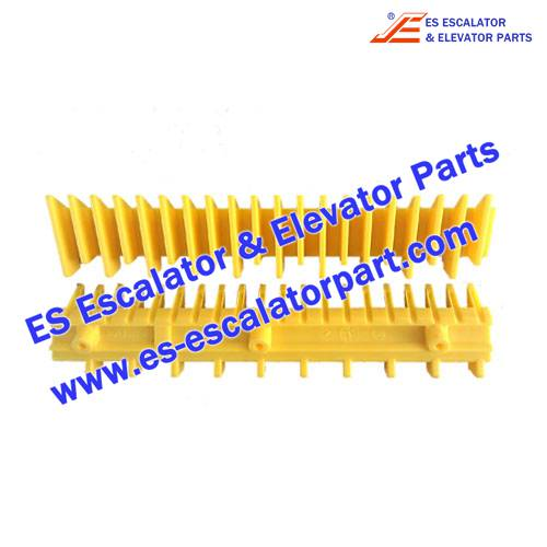 ESOTIS Escalator GAA455BX3 Step Demarcation