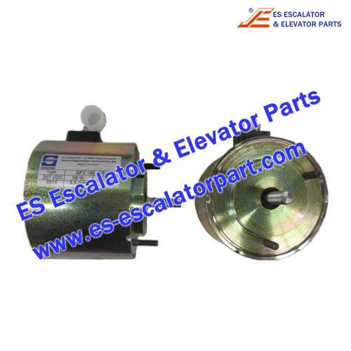 Escalator Part KM5070940H01 Escalator Brake Magnet