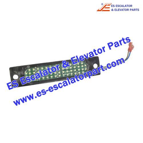 KONE Elevator KM5070532H01 Comb light
