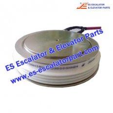 Elevator SG2500EX24 Thyristor