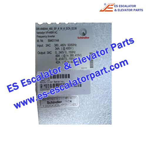 Schindler Elevator 59401144 Inverter