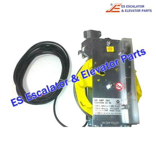 Schindler Elevator 59344800 Speed limiter SA GBP 201