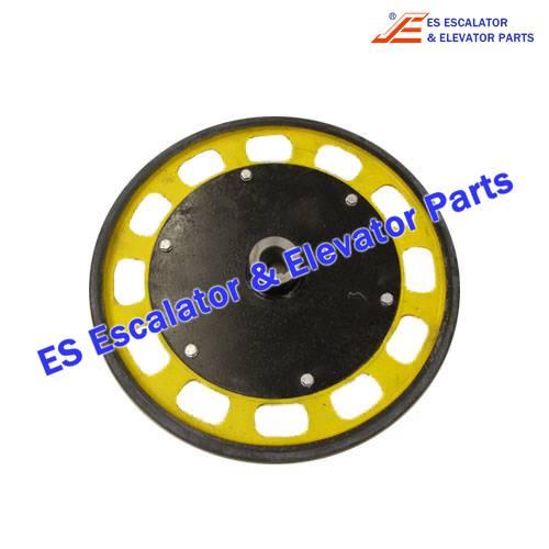 KONE Escalator Parts KM5252112G01 HANDRAIL WHEEL