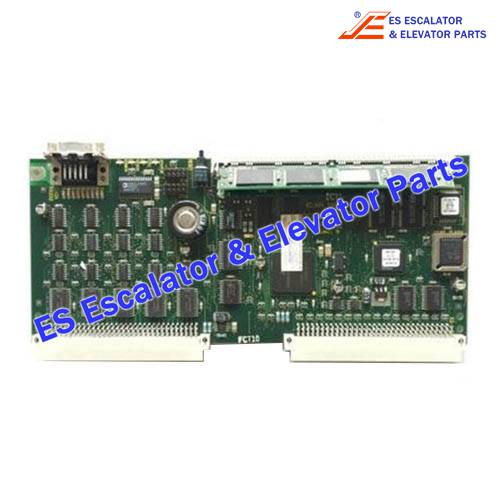 Schindler ID.NR.591640 program extension board of controller