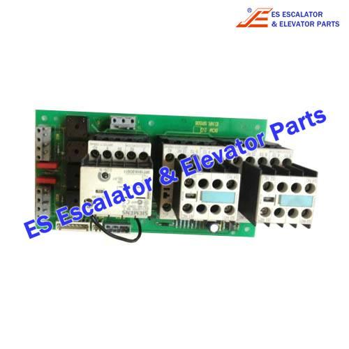 Schindler Escalator Parts ID.NR.591506 PCB