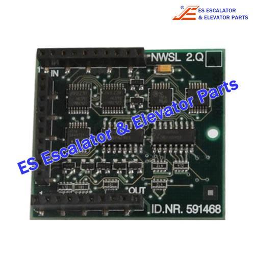 Elevator 591468 NWSL 2.Q PCB