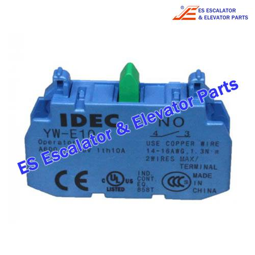 SJEC Escalator YW-E10 Switch Push Button