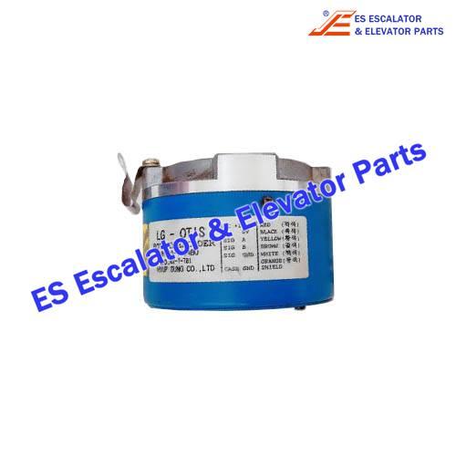LG/SIGMA Escalator MH100-1024 Encoder