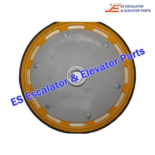 KONE Escalator KM5281444G01 Handrail drive wheel