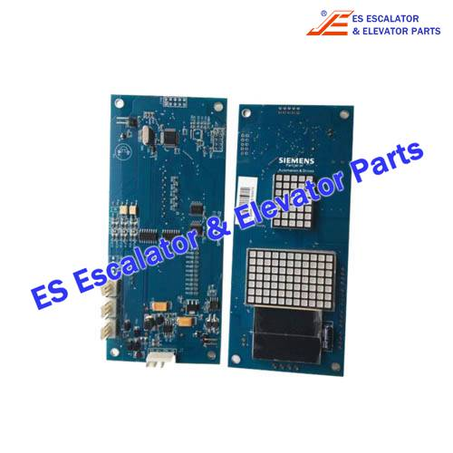 Escalator SM5600-04A PCB