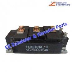Elevator MG150Q2YS40 Supply power module