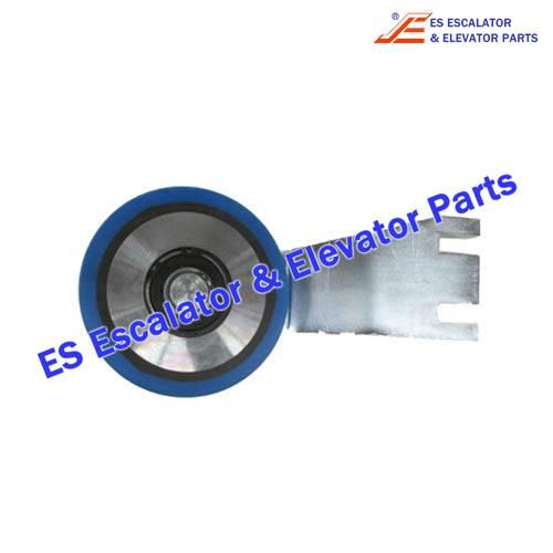 Escalator DEE2791298 Bracket roller