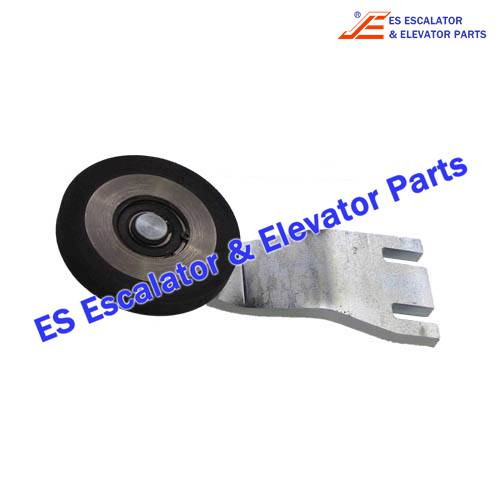 Escalator DEE2791299 Bracket roller