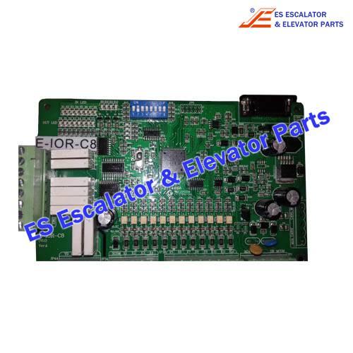 SJEC Escalator E-IOR-C8 (V 1.05) Ver. C PCB