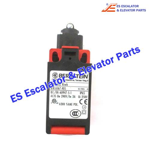 KONE Escalator KM3670221 limit switch