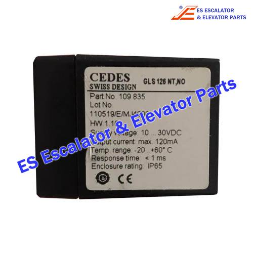 <b>CEDES Elevator 109835 Sensor</b>