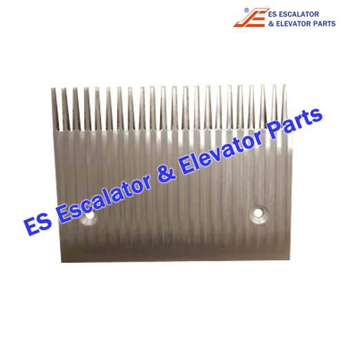 Schindler Escalator SFR24716 Comb Plate