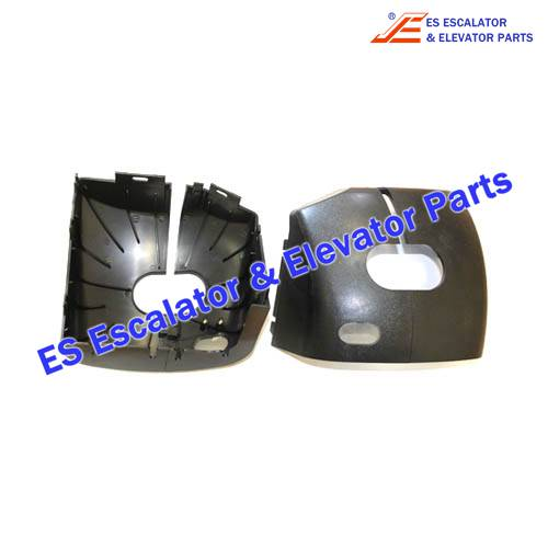 Escalator Inlet Cover Plate