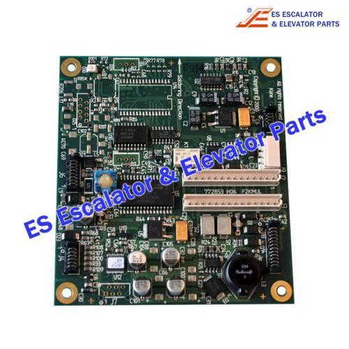 Elevator KM772850G02 PCB
