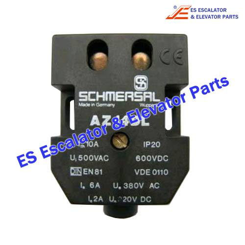 OTIS Elevator F02215ZA100 SWITCH DOOR CONTACT