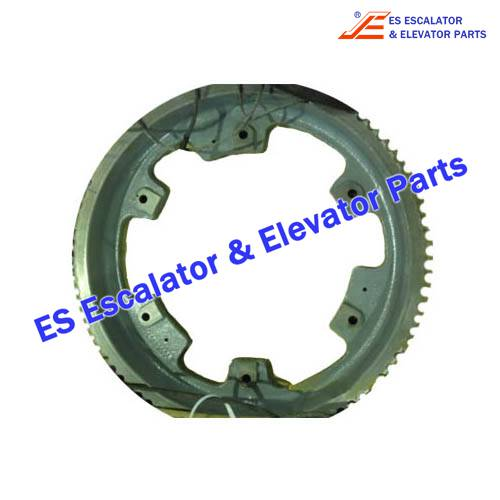 Schindler Escalator 884362 drive sprocket