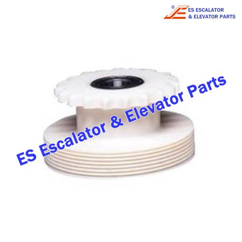 OTIS Escalator G02215AB20 Sheave Drive Sprocket