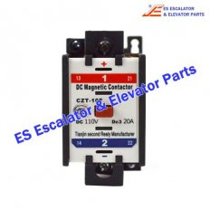 <b>Elevator CZT-10F Contactor</b>
