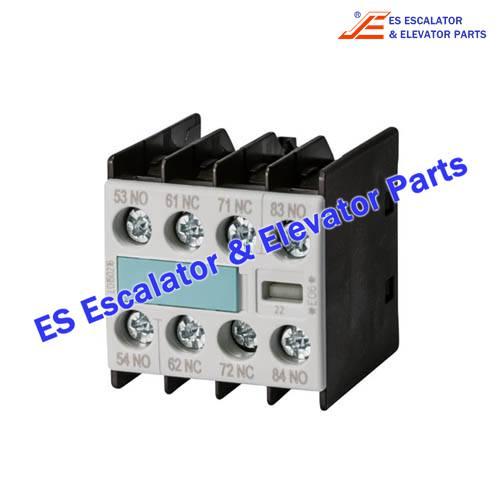 SIEMENS Elevator 3RH1911-1FA22 Connector