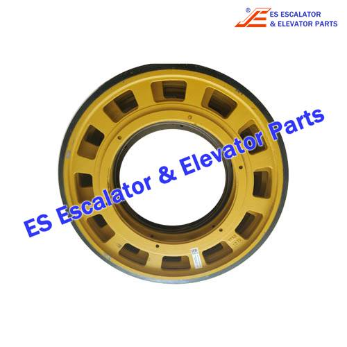 Schindler Escalator ES-SC038 friction wheel