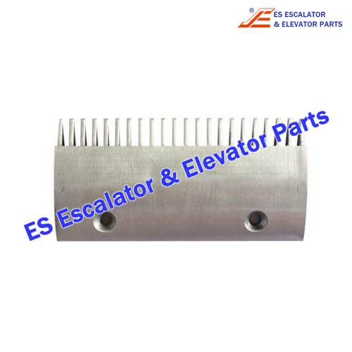 LG/SIGMA Escalator Parts DSA2001617 22t Comb Plate