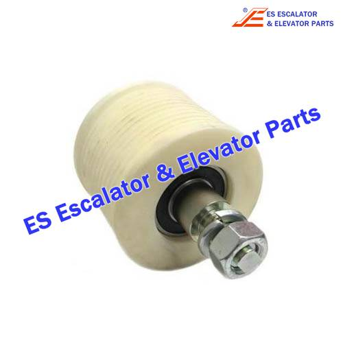 ES-SC418 Schindler K Pulley w/ Shaft SCH394014