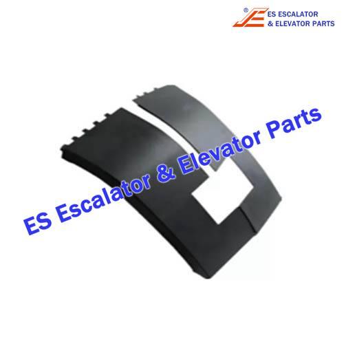 Schindler Escalator Parts 9300 405796 Outer Cap